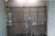 Стационарные перегородки  TANDEM из закаленного стекла п.Камышиваха